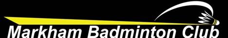 Markham Badminton Club